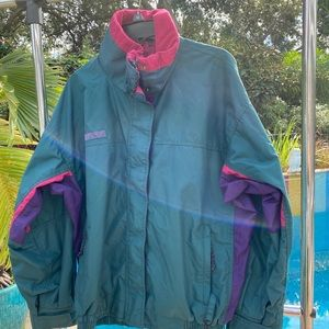 Authentic Columbia Bugaboo 3 in 1 Lined Jacket M